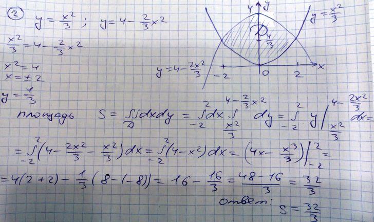 Приложения интеграла. Примеры решения задач. Math24.biz