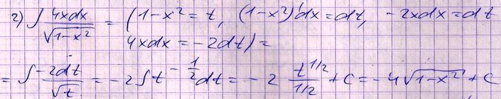 Примеры решения неопределённых интегралов. Math24.biz